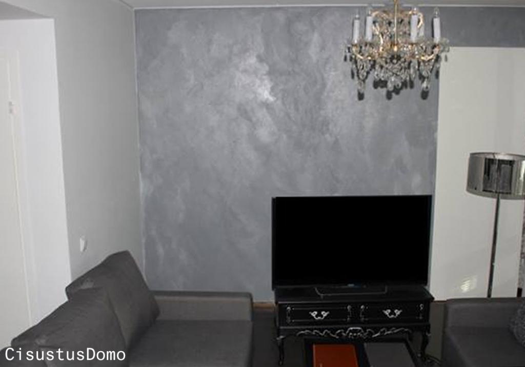 Maalattu seinäVALMIS